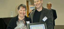 Westlake Porter Public Library Honors Susan Sisco with Myrna Chelko Volunteer Award