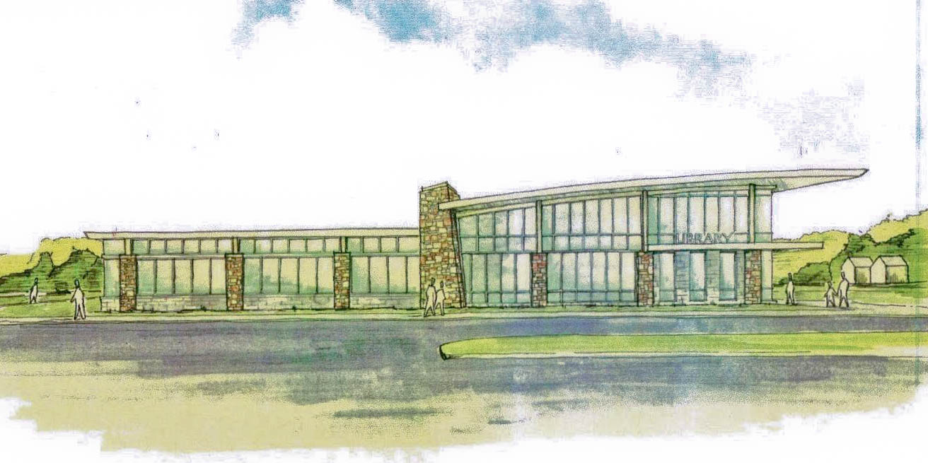 Bay Library Plans Unveiled - The Villager Newspaper Online