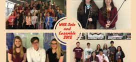 WHS Students Earn Superior and Excellent Ratings at 2018 District IV Solo and Ensemble Contest
