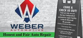 Weber Automotive: Your Local Tire Experts!