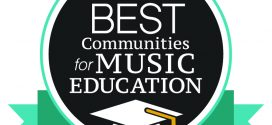 Rocky River City Schools Earns Music Education Award