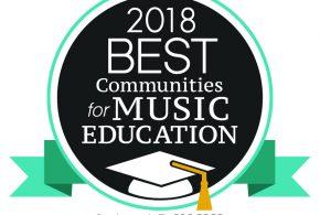Rocky River City Schools Earns Music Education Award