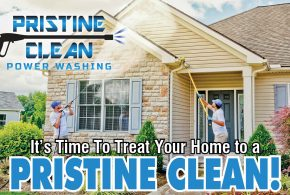 It's Time to Treat Your Home to a Pristine Clean!