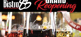 Bistro 83 Grand Reopening