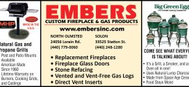 Grill Out this Summer with Embers Custom Fireplace and Gas Products