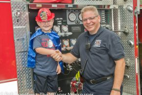 Five Alarm Fun! Westlake Teams with UH St. John Medical Center for 3rd Annual Safety Fair