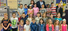Avon Mayor Jensen, Avon East Elementary Students Talk Ecology and More!