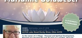 Normandy Senior Living Hosts Clairvoyant Marianne Goldweber