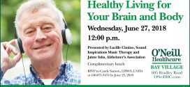 Healthy Living for Your Brain and Body at O'Neill Healthcare