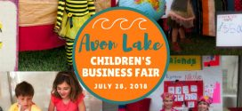 Avon Lakes Holds First Children's Business Fair