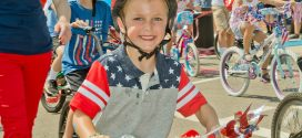 Avon Hosts 3rd Annual Patriotic Bike Parade