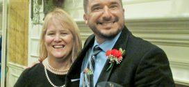 Brad Calabrese Presented with University Hospitals Elyria Medical Center's Kevin C. Martin Leadership Award