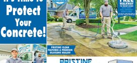 Pristine Clean: It's Time to Protect Your Concrete!