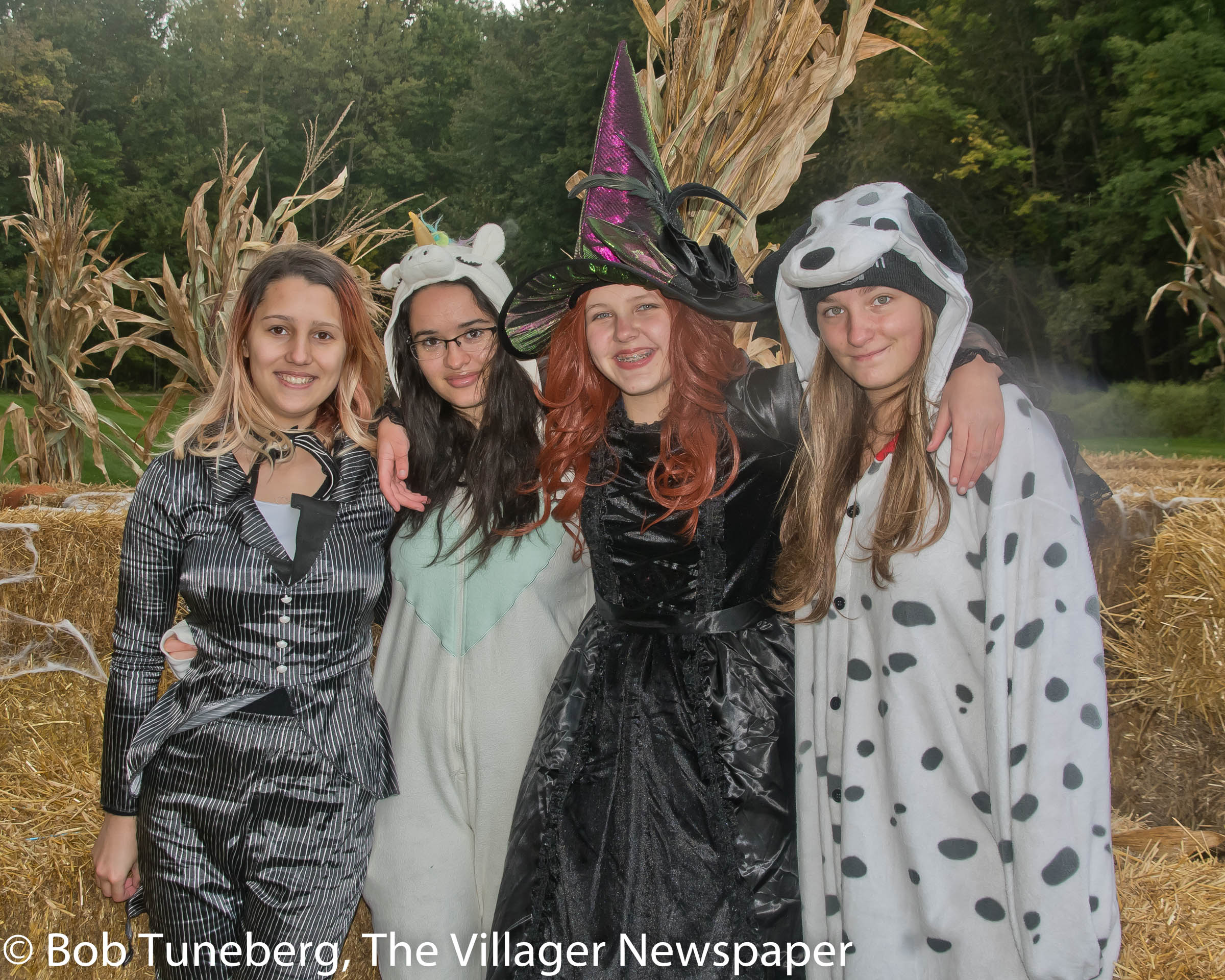 Not So Spooky Halloween In Avon The Villager Newspaper Online