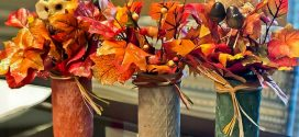 Normandy Breakwater Apartments Decorate for Fall