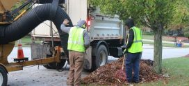 Fall Leaf Collection Start Delayed Until Mon., Oct. 22