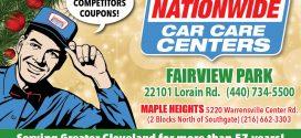 Nationwide Car Care Centers: Winter Specials