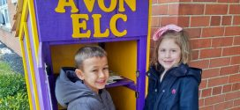 Avon Early Learning Center Little Library