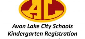 Avon Lake Kindergarten Registration