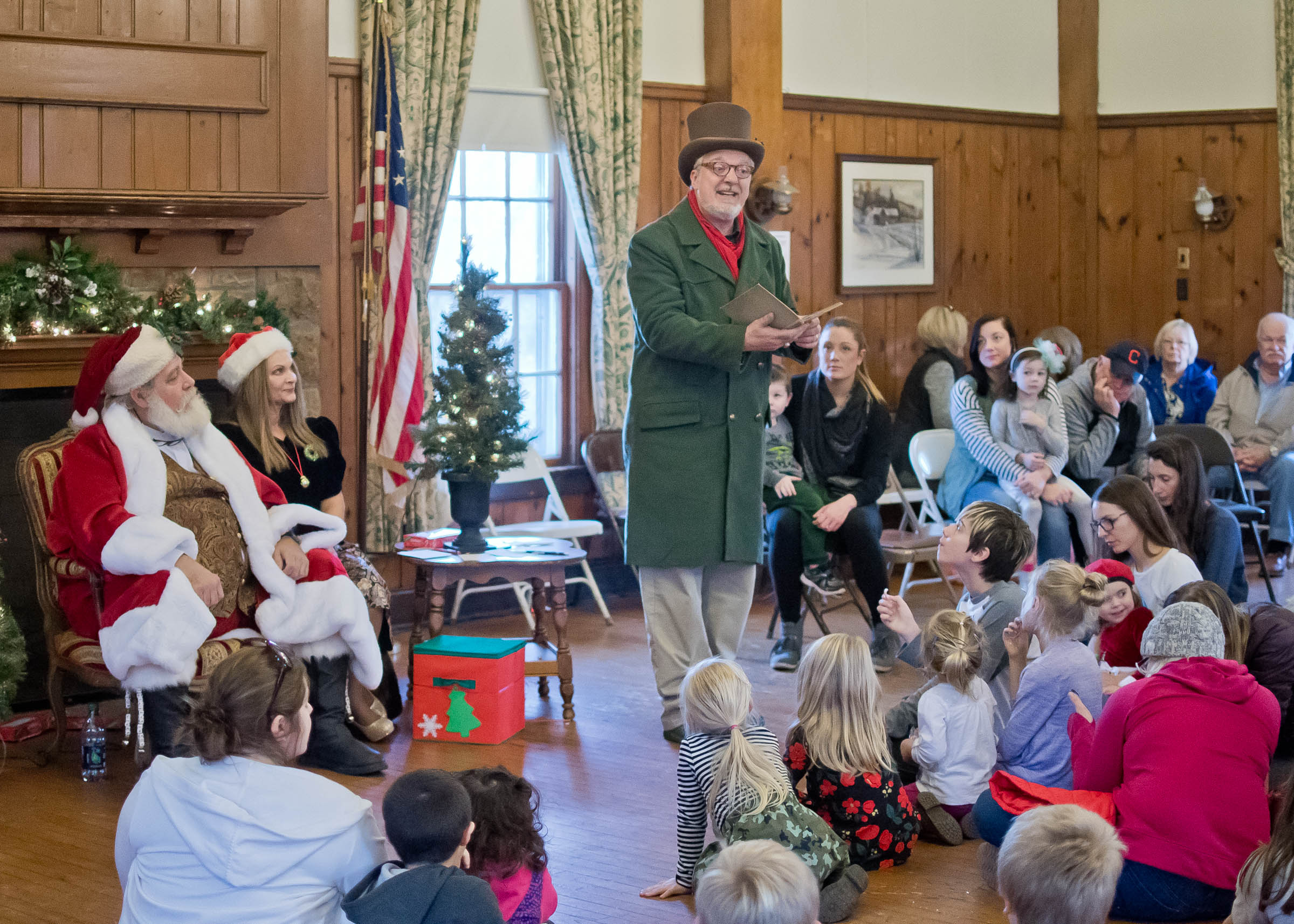 Bay Village Celebrates An Olde Fashioned Christmas The Villager