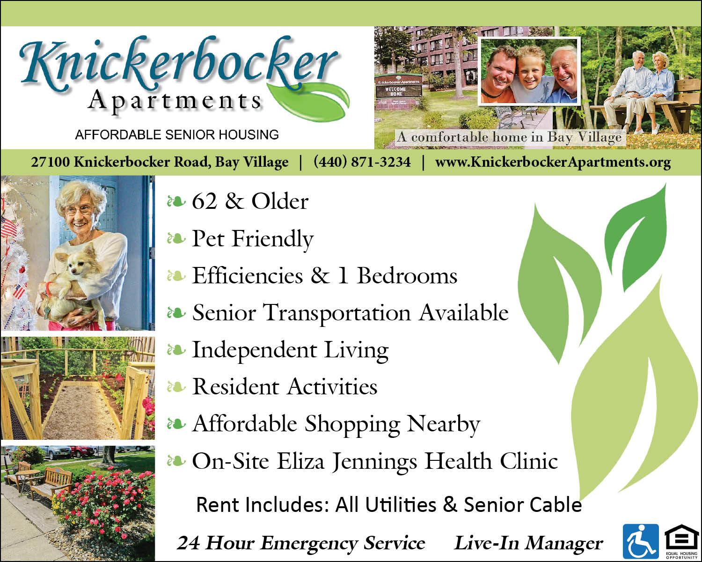 Knickerbocker Apartments Affordable Senior Housing The Villager