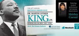 Tri-C Hosts 42nd Annual Dr. King Celebration on Jan. 20