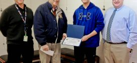 WHS Junior Places in Local Voice of Democracy Essay Contest