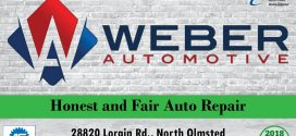 Weber Automotive: 9,000+ Satisfied Clients
