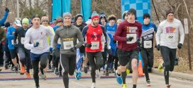 Bay Snoball Run Draws 400