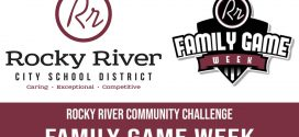 Rocky River Community Challenge to Host Family Game Week