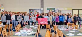 RRMS & RRHS Students Compete in Honors Geometry Math Tournament