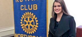 Avon Lake Junior is Rotary Speech Contest First Place Winner
