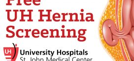 Free Hernia Screening at UH St. John Medical Center