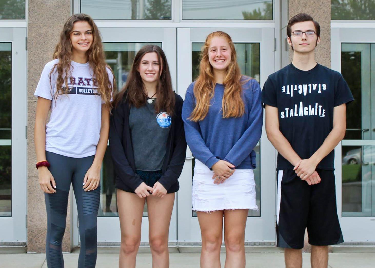Four RRHS Seniors Named National Merit Finalists - The