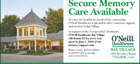 Secure Memory Care Available at O'Neill Healthcare Bay Village