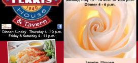 Ferris Steak House: Mother's Day Prime Rib Brunch Buffet