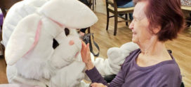 Avon Place Celebrates Easter