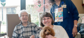 Normandy Care Center Shares Joy with Pets