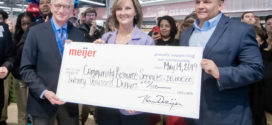 Spirit of Generosity Highlights Avon Meijer Superstore Opening