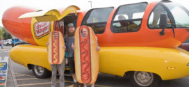 Hot Diggity Dog! Wienermobile Comes to the West Shore!
