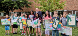 Dover School Celebrates Arbor Day
