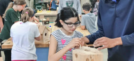 "Bassett Elementary 4th Graders to ""Explore, Make and Take"" at Westlake High School"