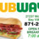 Bay Village Subway: Make it BBQ