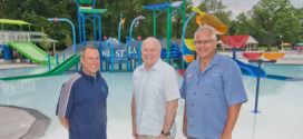 Westlake Aquatic Center Opens with a Splash!