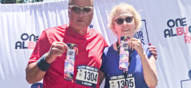 Bay Athletes Place at Senior Olympics