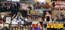 Avon Athletes Celebrate Championship Seasons