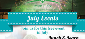 Avon Place FREE July Events