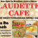 Claudette's Cafe: Let's Do Lunch!