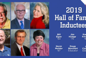 2019 Bay Alumni Foundation Hall of Fame to Induct Six
