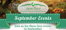 Avon Place September Event